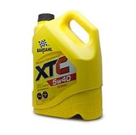 Изображение для категории Моторное масло Bardahl (Бардаль) серии XTC
