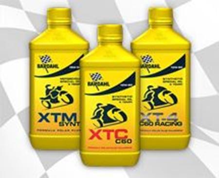 Изображение для категории Моторные масла для мотоциклов с 4-ёх тактным двигателем