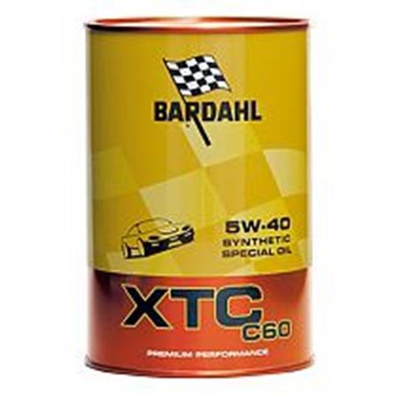 Изображение для категории Моторное масло Bardahl (Бардаль) XTC C60