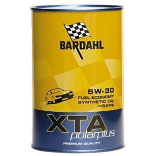 Изображение Моторное масло Bardahl XTA Polarplus 5W30 Fuel Economy 1 л.