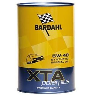 Изображение Моторное масло Bardahl XTA polarplus 5W-40 1 л.