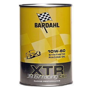 Изображение Моторное масло Bardahl XTR C60 Racing 10W60 1 л.