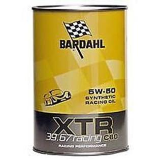 Изображение Моторное масло Bardahl XTR C60 Racing 39.67 5W50 1л.