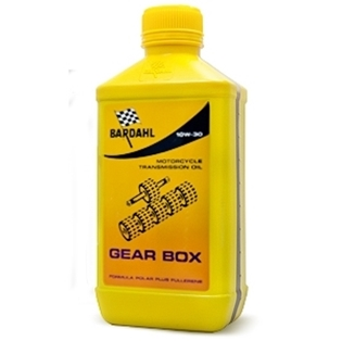Изображение Трансмиссионное масло Bardahl Gear Box Special Oil 10W30 1 л.