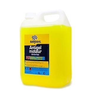 Изображение Универсальный антифриз Bardahl Universal Antifreeze 5 л.