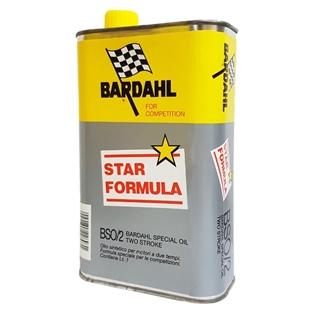 Изображение Моторное масло для 2-х тактных двигателей Bardahl BSO/2 1 л.