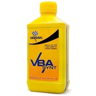 Изображение Моторное масло для 2-х тактных двигателей Bardahl VBA Synt 1 л.