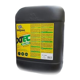 Изображение Моторное масло Bardahl XTEC 5W40 20 л.