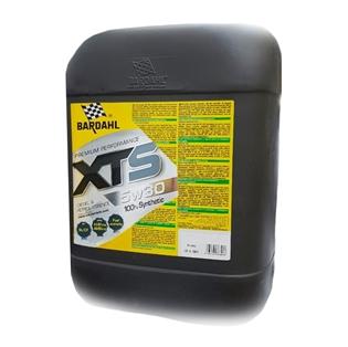 Изображение Моторное масло Bardahl XTS 5W30 20 л.