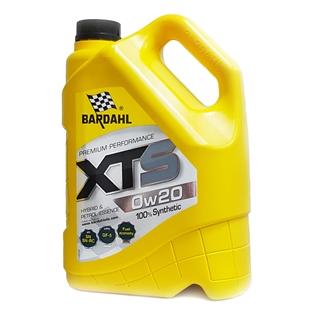 Изображение Моторное масло Bardahl XTS 0W20 5 л.