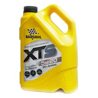 Изображение Моторное масло Bardahl XTS 5W20 5 л.