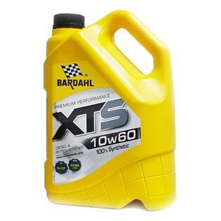 Изображение Моторное масло Bardahl XTS 10W60 5 л.