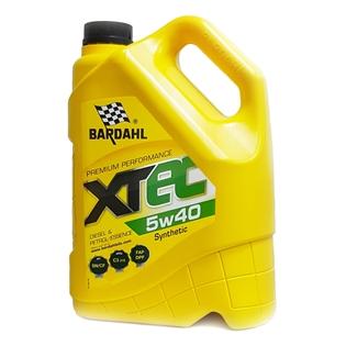 Изображение Моторное масло Bardahl XTEC 5W40 5 л.