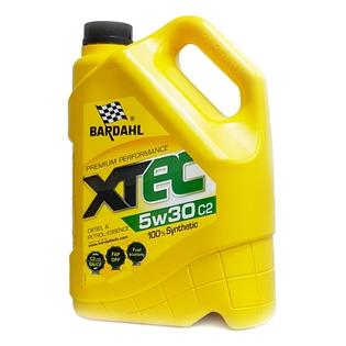 Изображение Масло моторное Bardahl XTEC 5W30 С2 5 л.