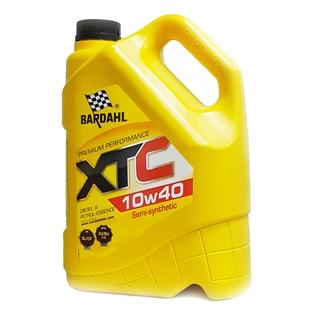 Изображение Моторное масло Bardahl XTC 10W40 5 л.