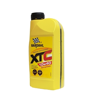 Изображение Моторное масло Bardahl XTC 10W40 1 л.