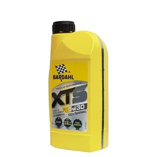 Изображение Моторное масло Bardahl XTS 5W30 1 л.