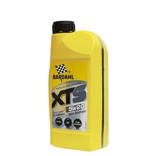 Изображение Моторное масло Bardahl XTS 5W20 1 л.