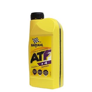 Изображение Трансмиссионное масло Bardahl ATF +4 1 л.