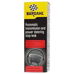 Изображение Стоп-течь гидроуслителя и автоматической трансмиссии Bardahl Power Steering Stop Leak 300 мл.