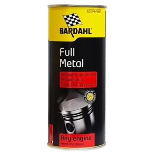 Изображение Присадка в моторное масло Bardahl Full Metal (Бардаль Фулл Метал) 400 мл.